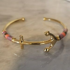 Stella and Dot anchor cuff